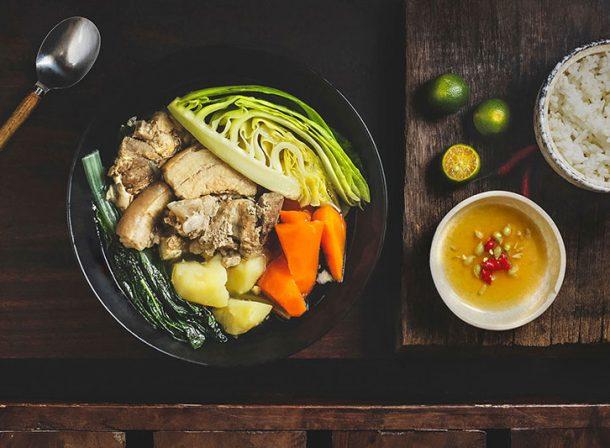 Cena di bollito - Osteria con cucina da Franco