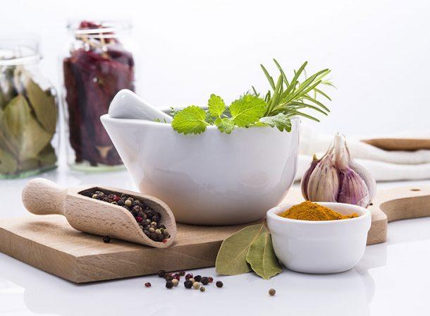 Erbette spontanee - Osteria con cucina da Franco